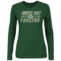 Plus Size Green Bay Packers Favorite Team Tee