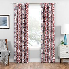 eclipse Blackout 1-Panel Morrow Window Curtain