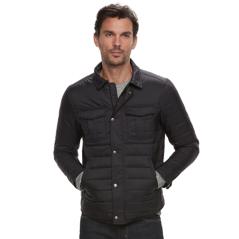 Marc Anthony Slim-Fit Lightweight Quilted Puffer Jacket : mens lightweight quilted jacket - Adamdwight.com