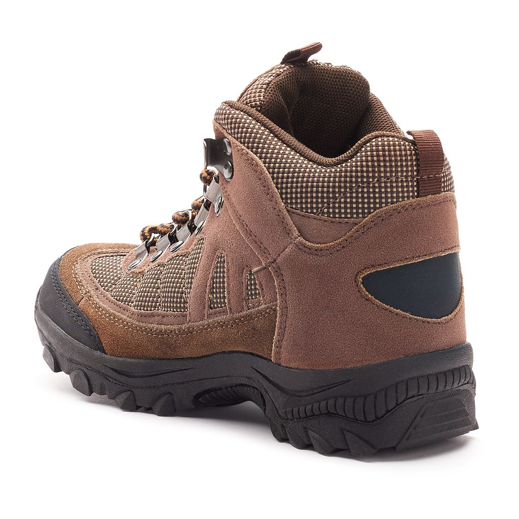 Itasca Shield Boys' Waterproof Hiking Boots