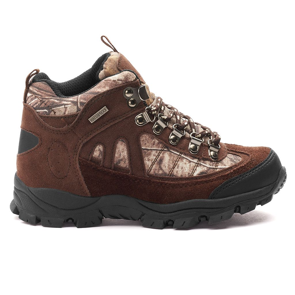 Itasca Veil Boys' Waterproof Hiking Boots