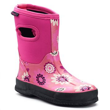 Itasca Bayou Girls' Waterproof Rain Boots
