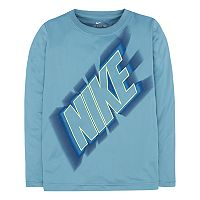 Boys 4-7 Nike Dri-FIT Logo Graphic Tee