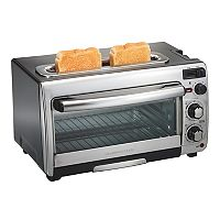 Hamilton Beach 2-in-1 Toaster Oven