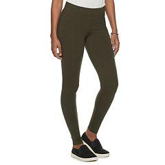 1b2d76c1f624b Women's SONOMA Goods for Life™ Jersey Midrise Leggings