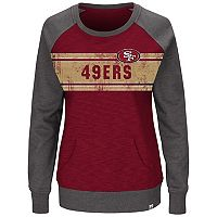 Plus Size Majestic San Francisco 49ers Classic Fleece