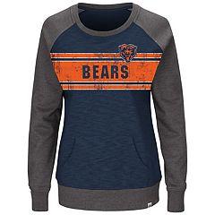 Plus Size Majestic Chicago Bears Classic Fleece