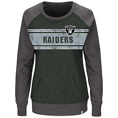 Plus Size Majestic Oakland Raiders Classic Fleece