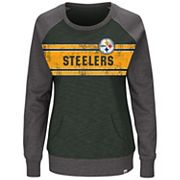 Plus Size Majestic Pittsburgh Steelers Classic Fleece