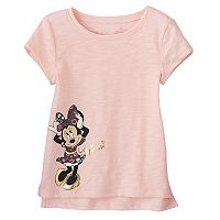 Disney's Minnie Mouse Toddler Girl Burnout Graphic Tee by Jumping Beans®