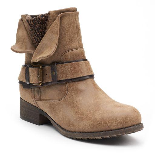 SO® Video Women's Moto Boots
