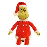 Dr. Seuss Grinch Plush