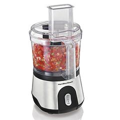 Hamilton Beach Flip-Lid 10 cupFood Processor