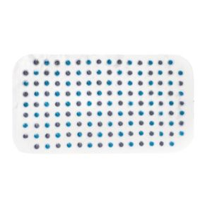 Splash Home Multi Dots Bath Mat