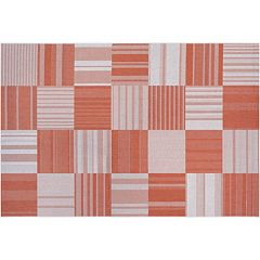 Couristan Afuera Patchwork Indoor Outdoor Rug
