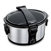 Hamilton Beach 7-qt. Stay or Go Slow Cooker