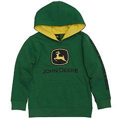 Boys 4-7 John Deere Logo Hoodie