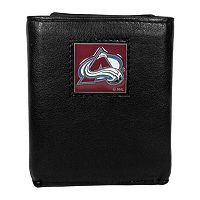 Men's Colorado Avalanche Trifold Wallet