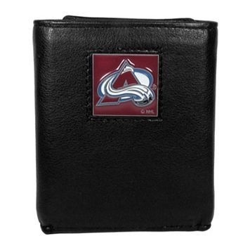 Men's Colorado Avalanche Trifold Wallet