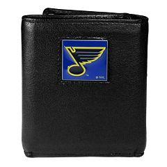 Men's St. Louis Blues Trifold Wallet