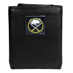 Men's Buffalo Sabres Trifold Wallet