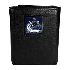 Men's Vancouver Canucks Trifold Wallet