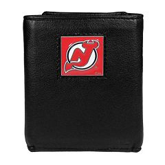 Men's New Jersey Devils Trifold Wallet