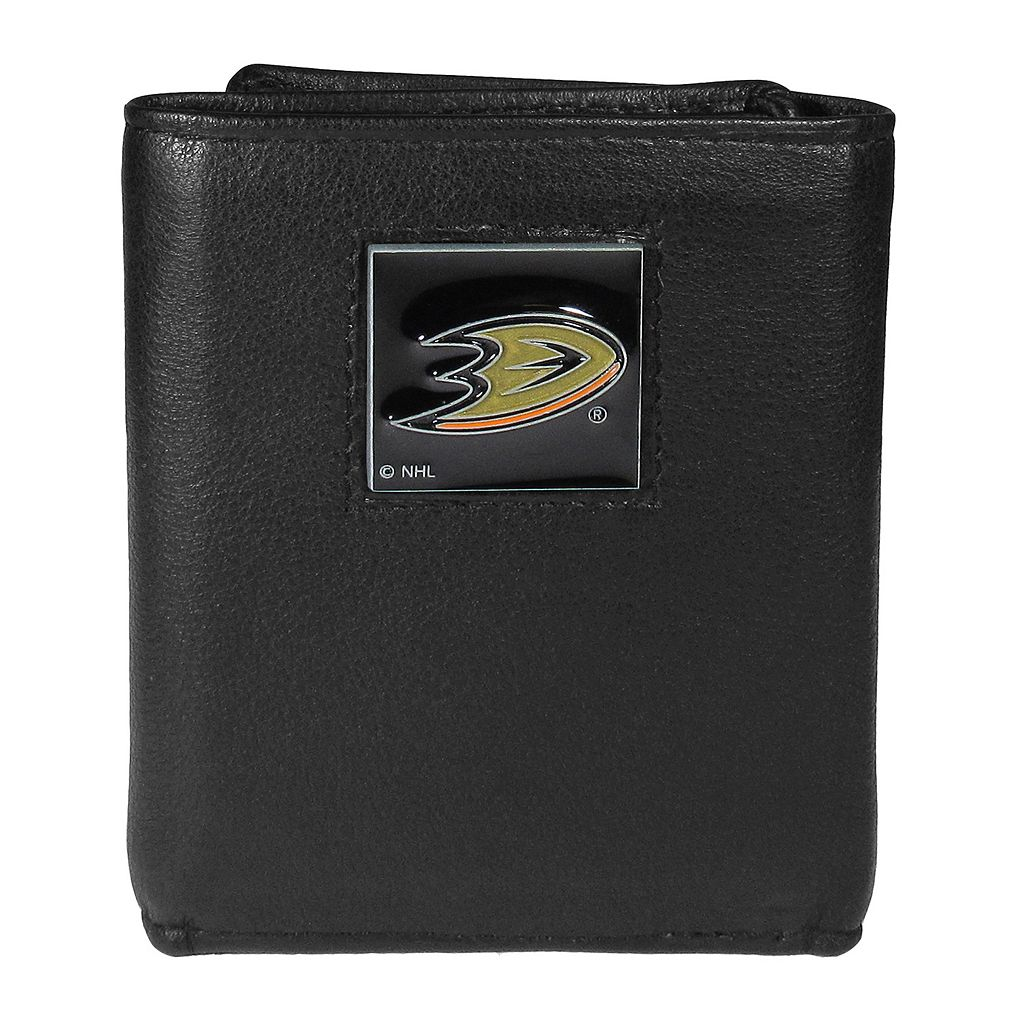 Men's Anaheim Ducks Trifold Wallet
