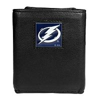 Men's Tampa Bay Lightning Trifold Wallet