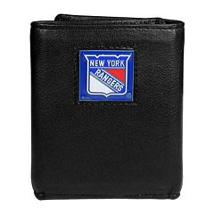 Men's New York Rangers Trifold Wallet