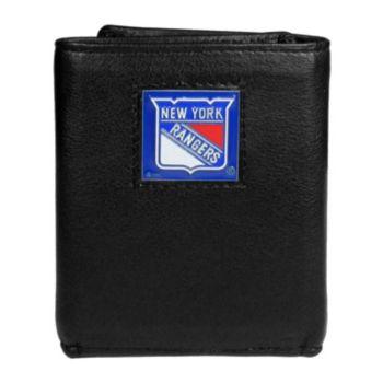 Men's New York Rangers Trifold Wallet