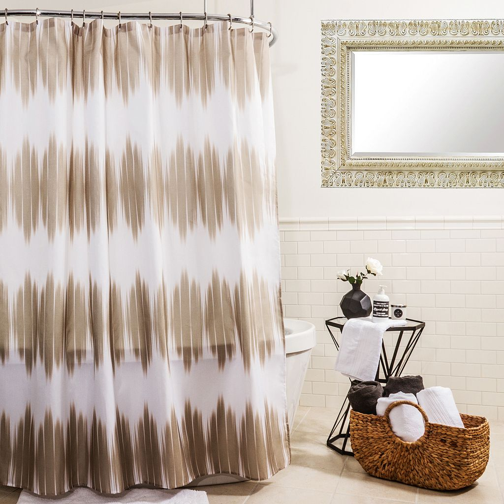 Splash Home Kano Shower Curtain