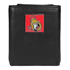 Men's Ottawa Senators Trifold Wallet