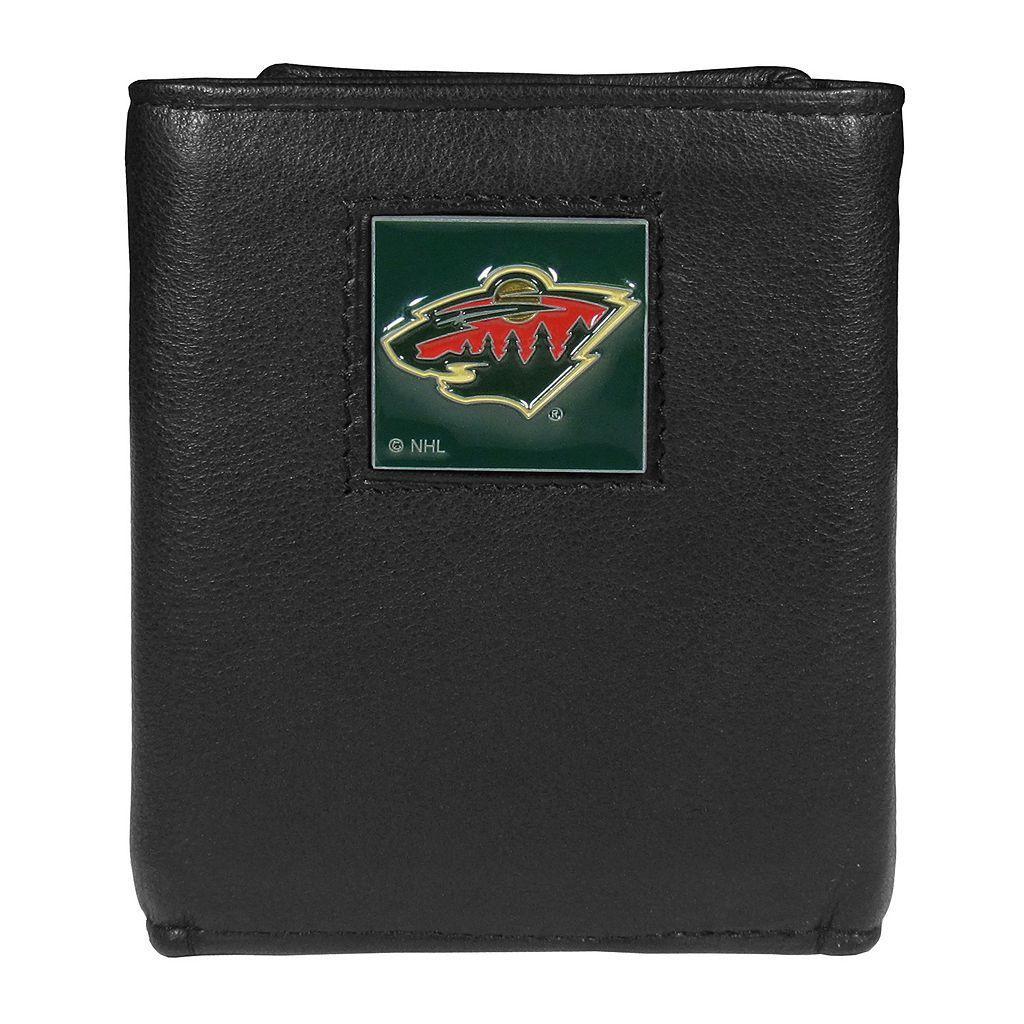 Men's Minnesota Wild Trifold Wallet