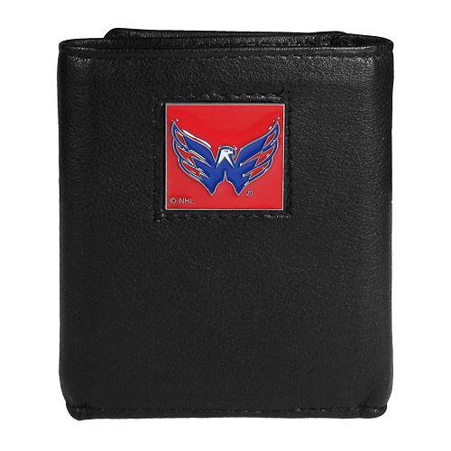 Men's Washington Capitals Trifold Wallet