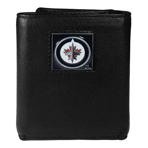 Men's Winnipeg Jets Trifold Wallet