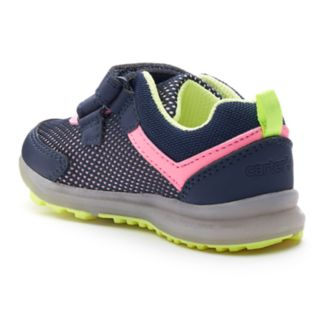 Carter's Record Toddler Girls' Light-Up Shoes