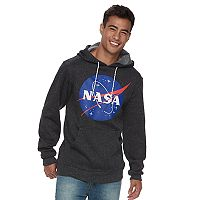 Men's NASA Logo Pull-On Hoodie