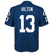 Boys 8-20 Indianapolis Colts T. Y. Hilton Replica Jersey