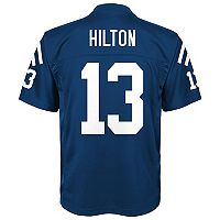 Boys 8-20 Indianapolis Colts T. Y. Hilton Replica Jersey