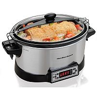 Hamilton Beach Right Size Slow Cooker