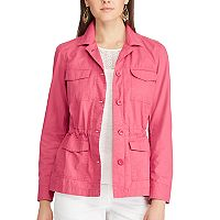 Women's Chaps Cotton Jacket