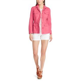 Women's Chaps Cotton Jacket
