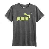 Boys 8-20 PUMA Logo Tee