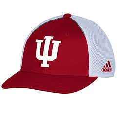 Adult adidas Indiana Hoosiers Spring Game Adjustable Cap