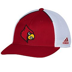 Adult adidas Louisville Cardinals Spring Game Adjustable Cap