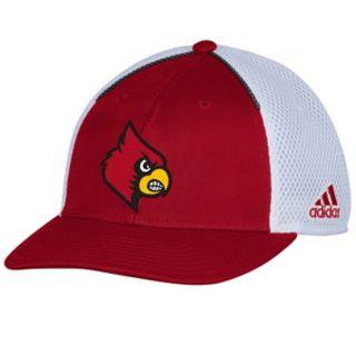 Adult adidas Louisville Cardinals Spring Game Adjustable Cap