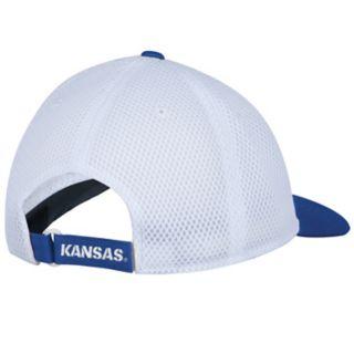 Adult adidas Kansas Jayhawks Spring Game Adjustable Cap