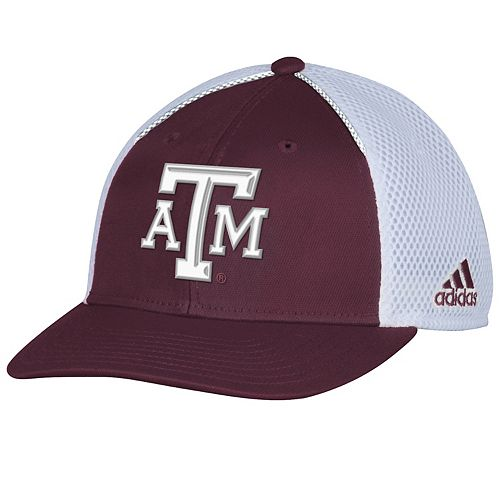 Adult adidas Texas A&M Aggies Spring Game Adjustable Cap