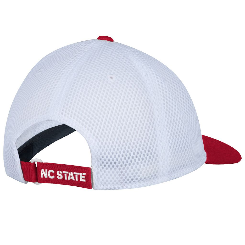 Adult adidas North Carolina State Wolfpack Spring Game Adjustable Cap